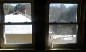 Nicotine Stained Windows